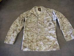 Uniform Marpat U S M C