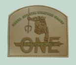 "Patch NSWG One  Seal Team "" Neptun """