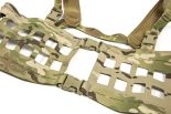 SPLITMINUS SPLIT FRONT CHEST RIG