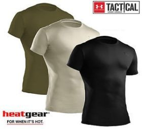 "UNDER ARMOUR® Tactical T-Shirt""HeatGear®"