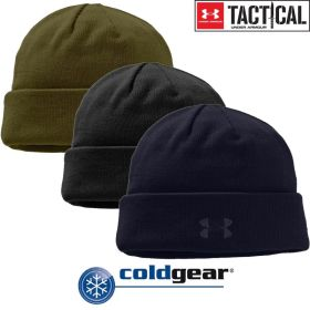 "Under Armour®Tactical ""Stealth Beanie"" ColdGear®"