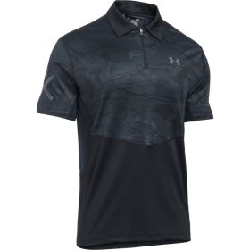 "UNDER ARMOUR® Tactical 1/4 Zip Poloshirt ""Sub Range Jersey"" HeatGear®"