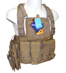 MOLLE RECON CHEST RIG TWS
