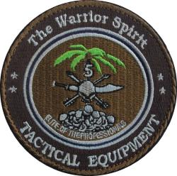 Patch The Warrior Spirit Oda 5