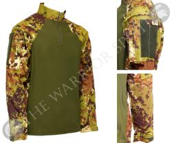 COMBAT SHIRT TWS VEGETATO