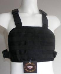 T.W.S. CHEST RIG TACTICAL TRAINING M.O.L.L.E. BLACK
