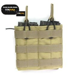 DOUBLE M4 OPEN POUCH TWS