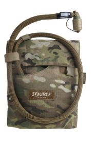 Kangaroo Collapsible Canteen 1L w/Pouch SOURCE