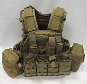 TIER ONE WARFIGHTER Set Up