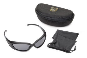 Hellfly® Ballistic Sunglasses Matte Black Frame with Photochromic Lenses