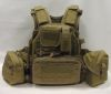 ADMIN MOLLE MAP pouch