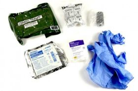 TRAUMA KIT SUPPLIES SEALED PACKET