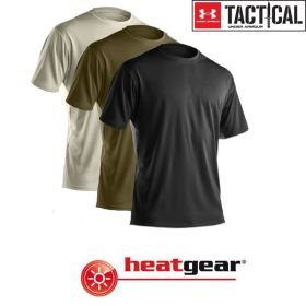 "Under Armour® ""Charged Cotton Tee"" HeatGear®"