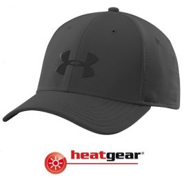 "Under Armour® ""Headline Stretch Fit Cap""HeatGear® Basecap"
