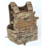 TIER ONE WARFIGHTER LSC Plate Carrier