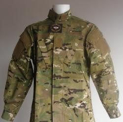 GIACCA COMBAT T.W.S MULTIPATTERN