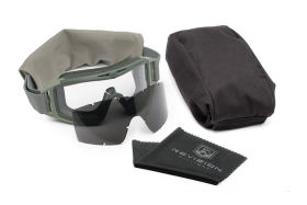 Desert Locust® Military Goggle System FOLIAGE